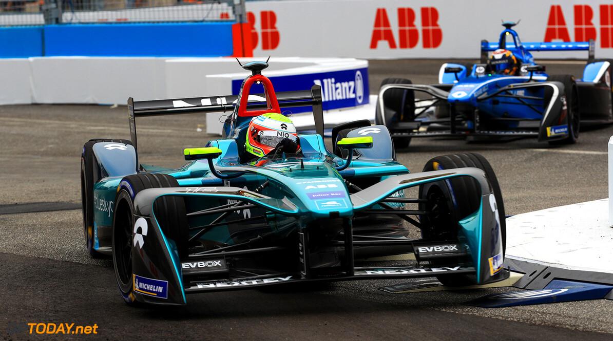 Oliver Turvey (GBR), NIO Formula E Team, NextEV NIO Sport 003.  World Copyright: Malcom Griffiths /FIA Formula E Ref: MALC7892  Malcom Griffiths