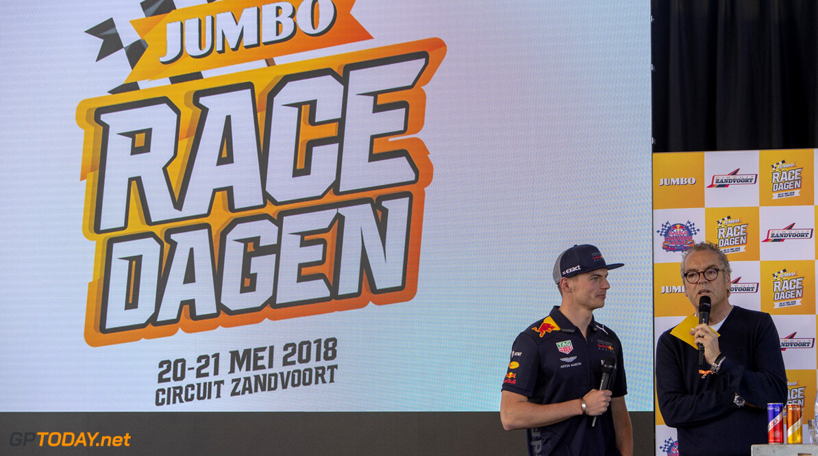 Max Verstappen (NED), Jumbo Race dagen, Zandvoort, 18 April 2017.  Photo: Richard de Klerk *** Local Caption *** Copyright: (C) 2018 Richard de Klerk. 