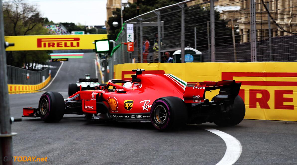 VT3: Sebastian Vettel noteert snelste tijd, Verstappen vierde