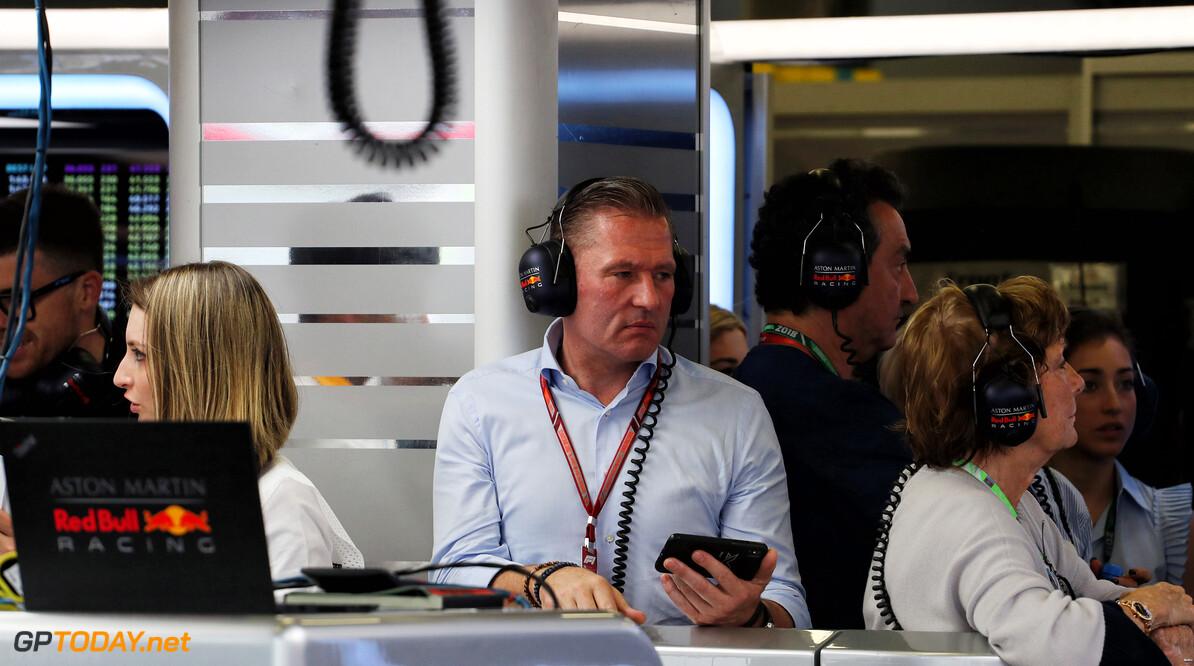 Jos Verstappen wordt in 2019 voor vierde keer vader