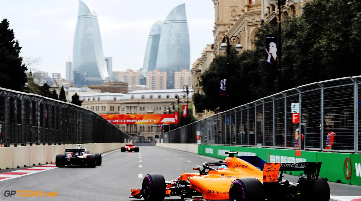 """Fernando Alonso: """"Niet gedacht dat ik nog zevende zou worden na zo'n eerste ronde"""""""