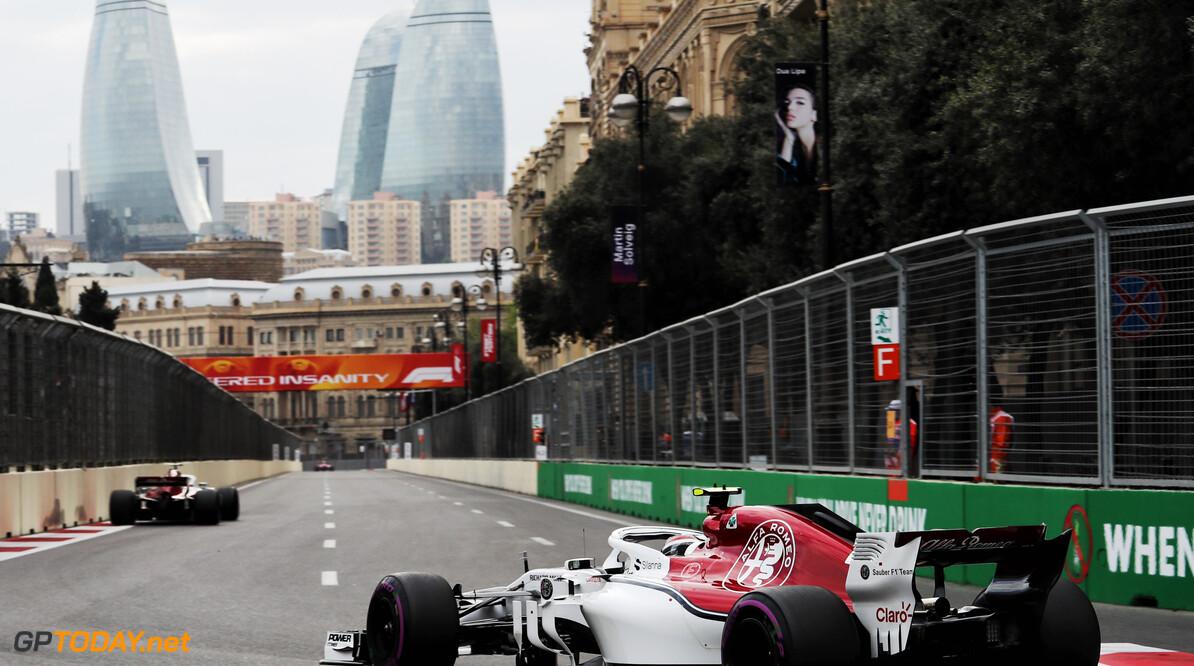 """Charles Leclerc: """"Wat een fantastische race"""""""