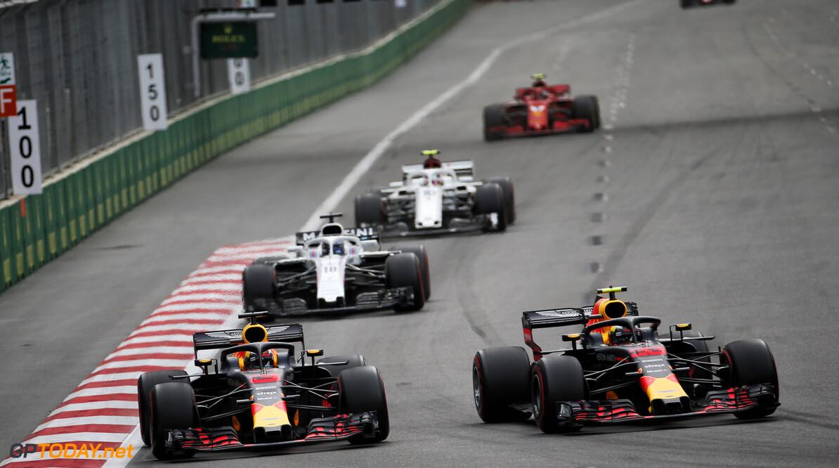 'Formule 1 onderzoekt mogelijkheid tot schrappen blauwe vlaggen'