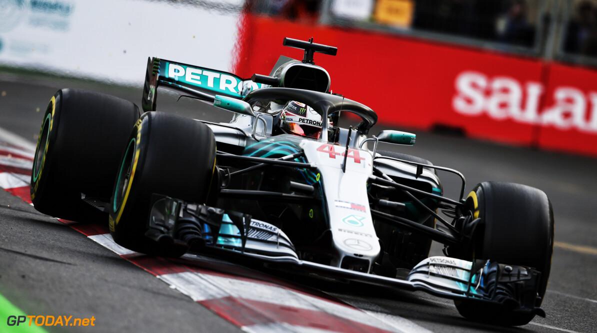 """Hamilton: """"Formule 1 bevindt zich in stenen tijdperk"""""""