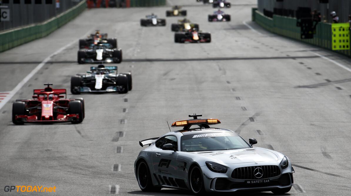 Motorfabrikanten staan niet in de rij voor Formule 1