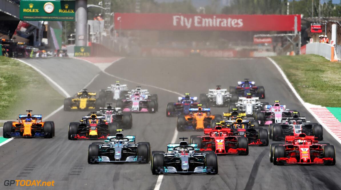 Catalonië stemt in met de betaling voor de Spaanse Grand Prix van 2019
