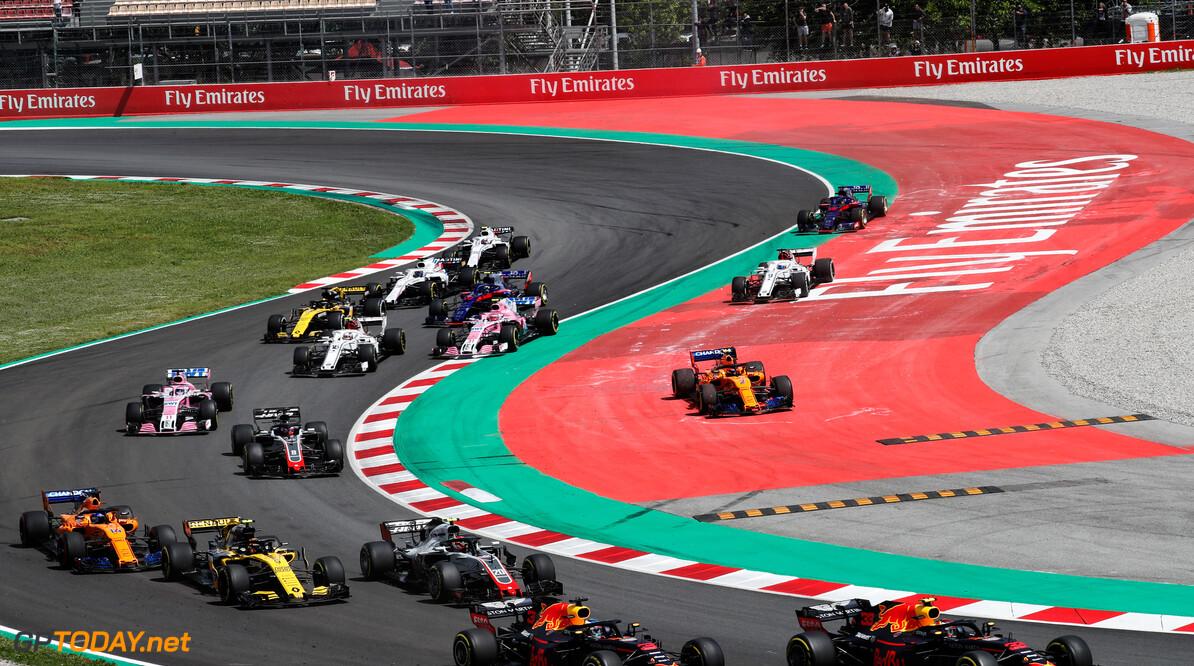 Circuit de Catalunya en Liberty openen onderhandelingen over nieuw contract