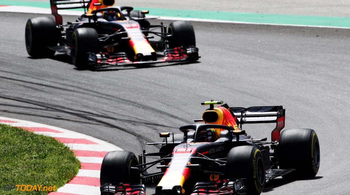 """Abiteboul over titelstrijd: """"Red Bull zou zonder de problemen nu meestrijden"""""""
