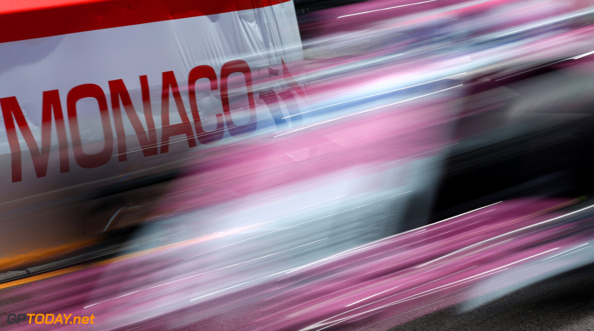 Formula One World Championship Sergio Perez (MEX) Sahara Force India F1 VJM11. 26.05.2018. Formula 1 World Championship, Rd 6, Monaco Grand Prix, Monte Carlo, Monaco, Qualifying Day. - www.xpbimages.com, EMail: requests@xpbimages.com - copy of publication required for printed pictures. Every used picture is fee-liable. (C) Copyright: Batchelor / XPB Images Motor Racing - Formula One World Championship - Monaco Grand Prix - Saturday - Monte Carlo, Monaco xpb.cc Monaco Monte Carlo  Formel1 Formel F1 Formula 1 Formula1 GP Grand Prix one May Monaco Monte Carlo Monte-Carlo Saturday 26 5 05 2018 Practice Action Track