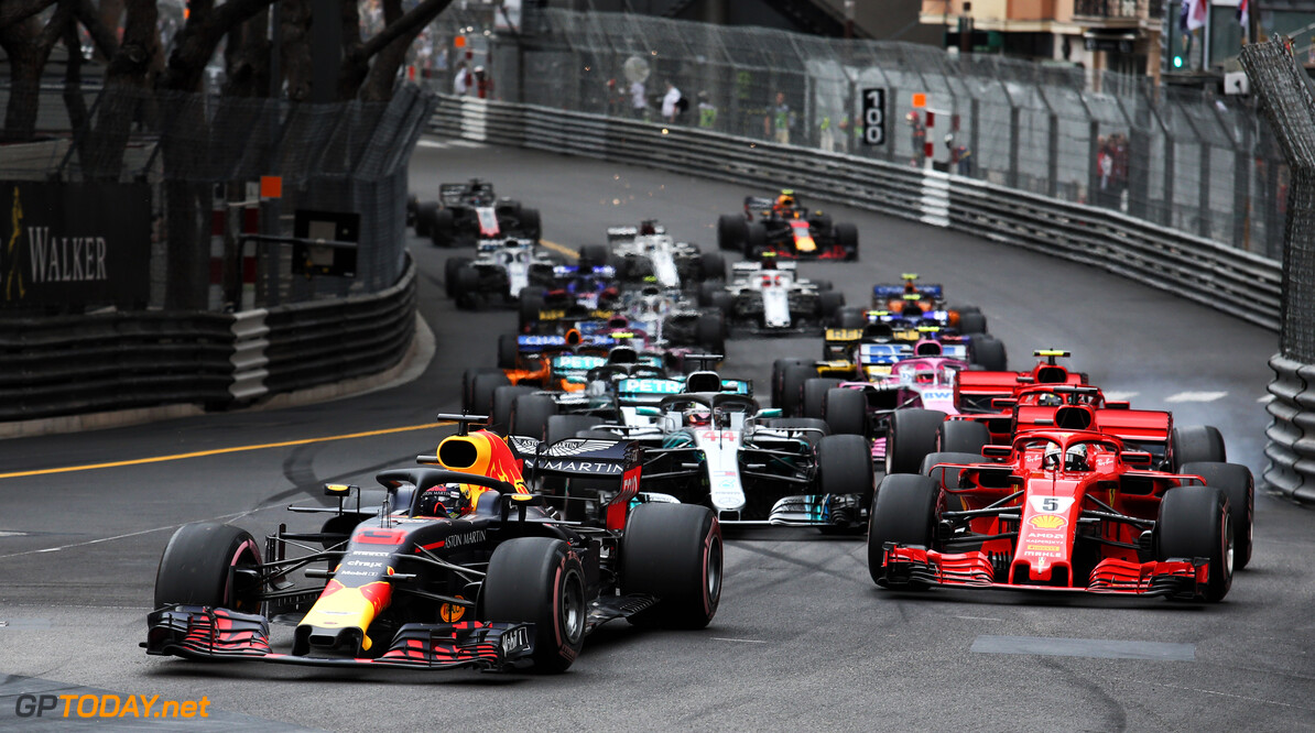 Pirelli confirms drivers' tyre choices for Monaco GP
