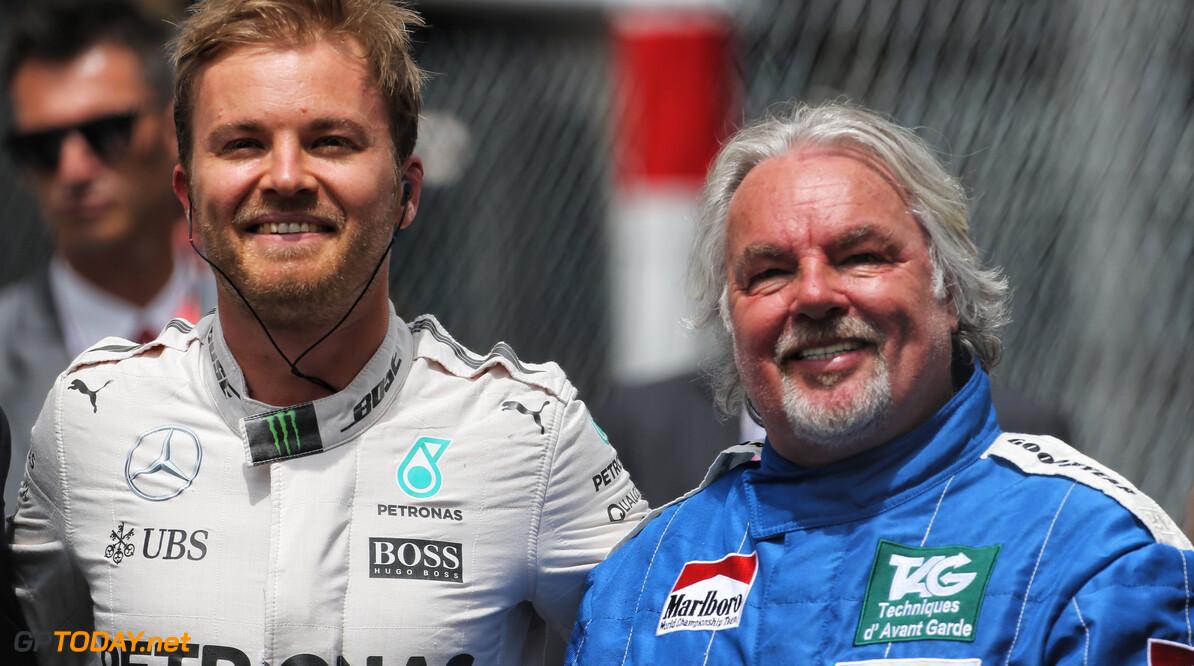 Keke Rosberg vertelt waarom hij uit de spotlights stapte