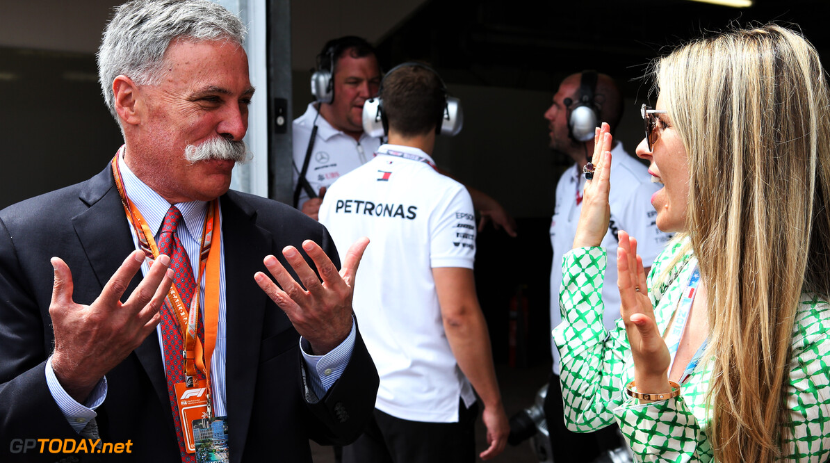 <strong>Video:</strong> Chase Carey opgetogen over nieuwe race in Azië