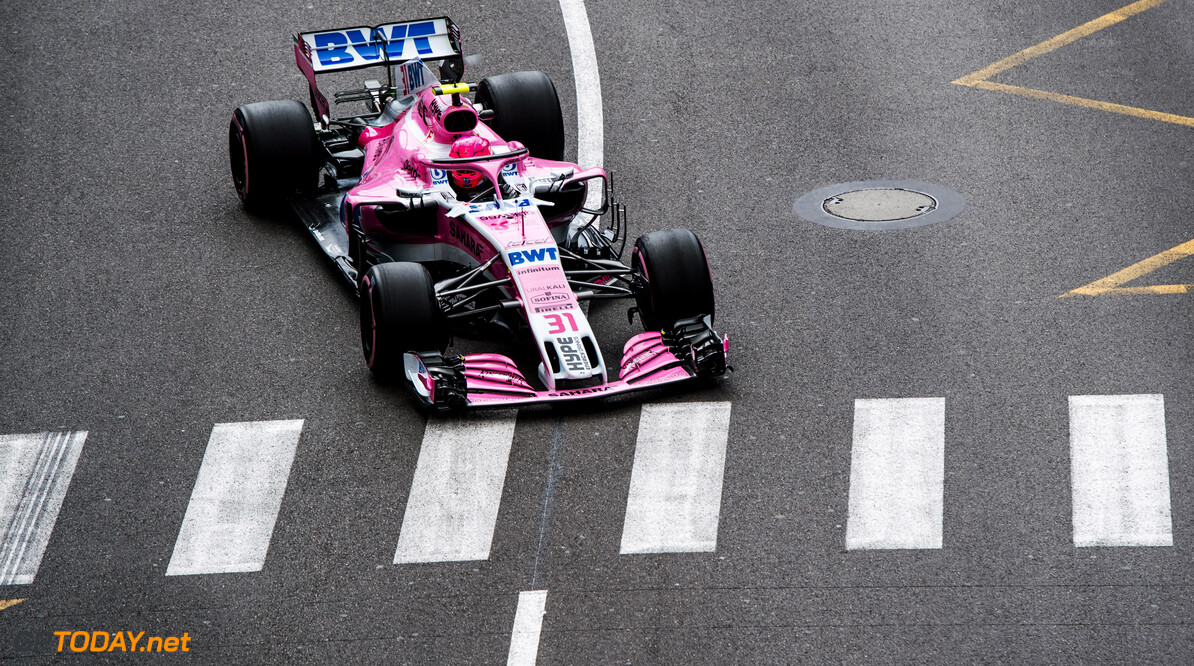 'Ocon kreeg geen order om Hamilton voorbij te laten in Monaco'