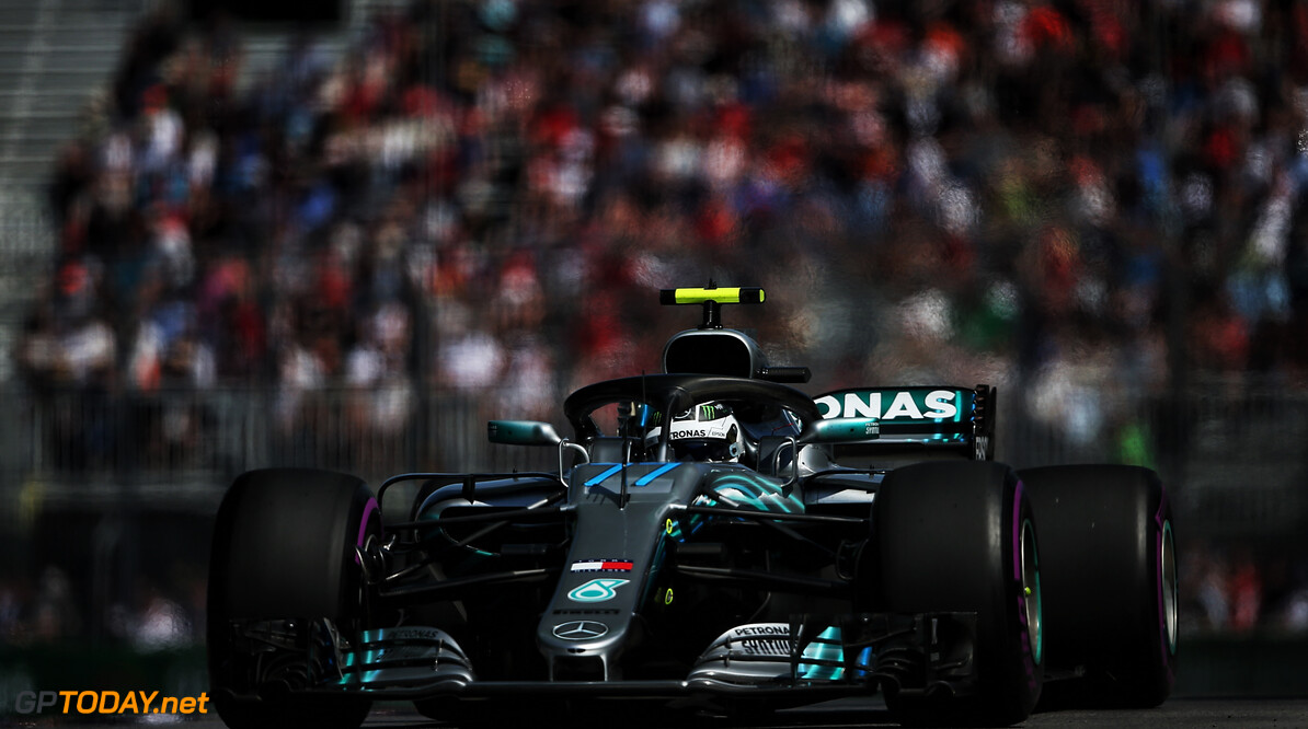 """Bottas: """"Mercedes niet de favoriet in Frankrijk"""""""