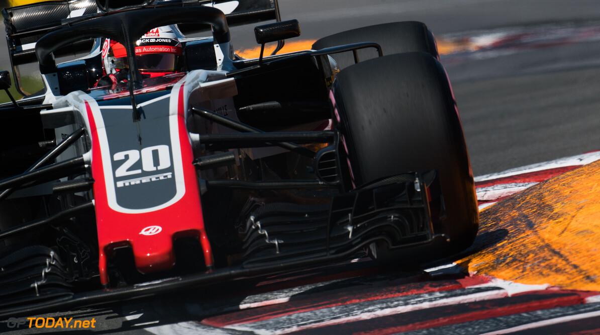Haas F1 staakt ontwikkeling VF-18 eerder dan gepland