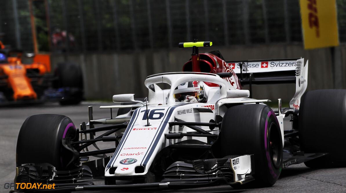 Leclerc wil in race gridstraf zo snel mogelijk ongedaan maken