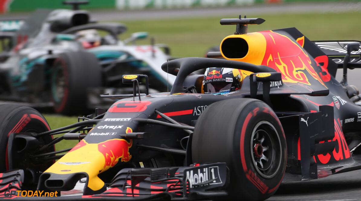 """Horner: """"Red Bull maakt Ferrari en Mercedes nerveus"""""""