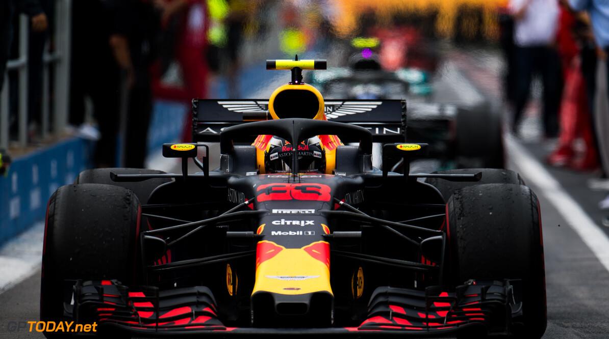 Red Bull stap dichterbij keuze over motorleverancier 2019