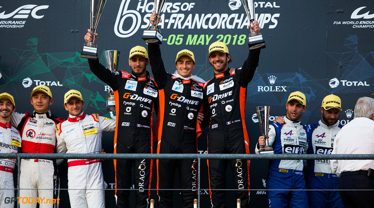 JFBE7417.jpg Podium - Total 6 hours of Spa Francorchamps - Spa Francorchamps - Stavelot - Belgium -  Podium - Total 6 hours of Spa Francorchamps - Spa Francorchamps - Stavelot - Belgium -  Joao Filipe Stavelot Belgium  Adrenal Media - Total 6 hours of Spa-Franchorchamps - Spa Franch