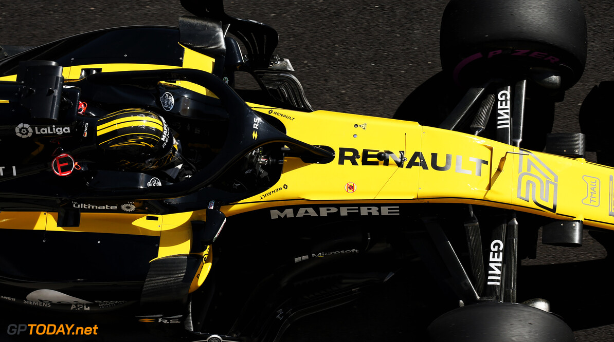 "Renault pleased with ""positive"" new upgrades"