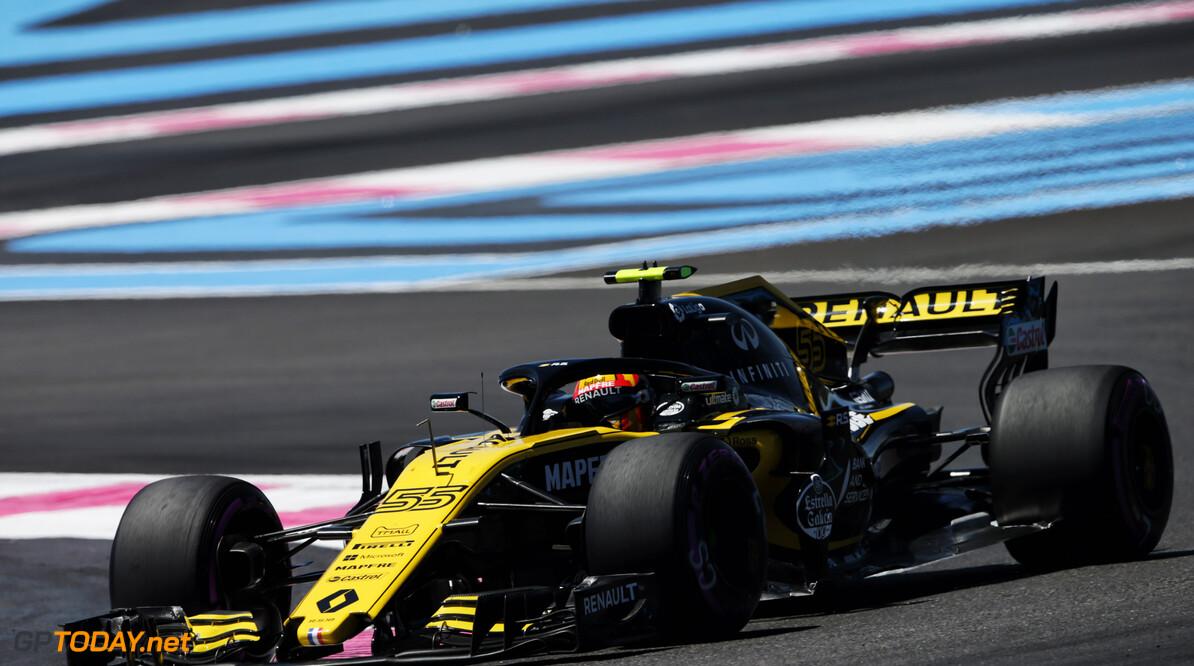 Carlos Sainz blijft met alle plezier bij Renault