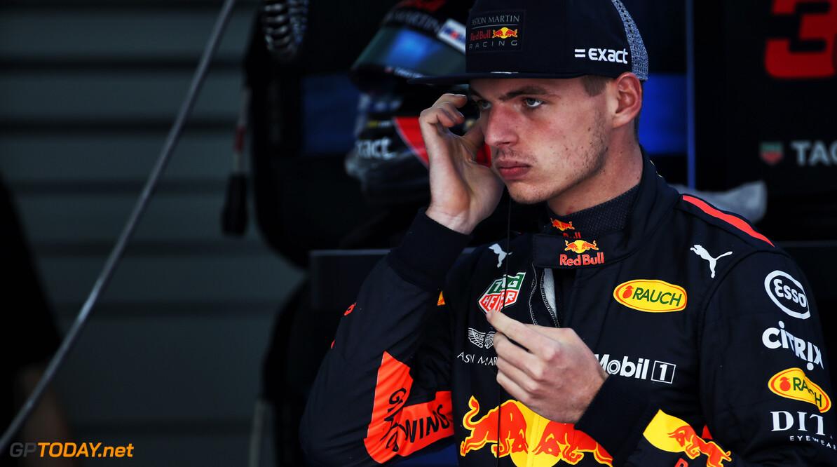 P4 in kwalificatie 'niet goed genoeg' voor Max Verstappen