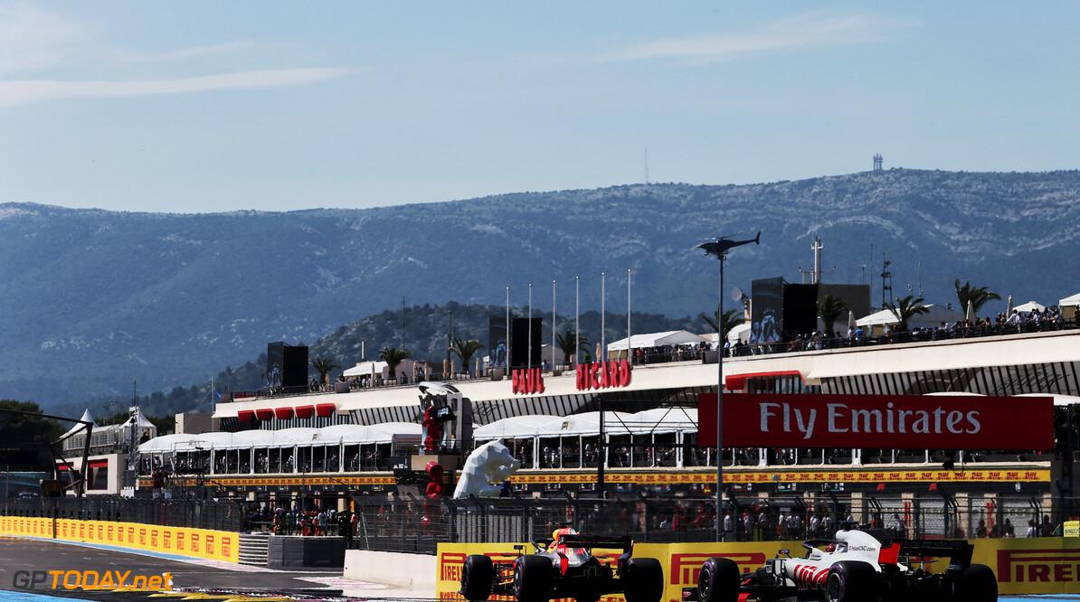 'Kans op neerslag tijdens Grand Prix Frankrijk rond 70 procent'