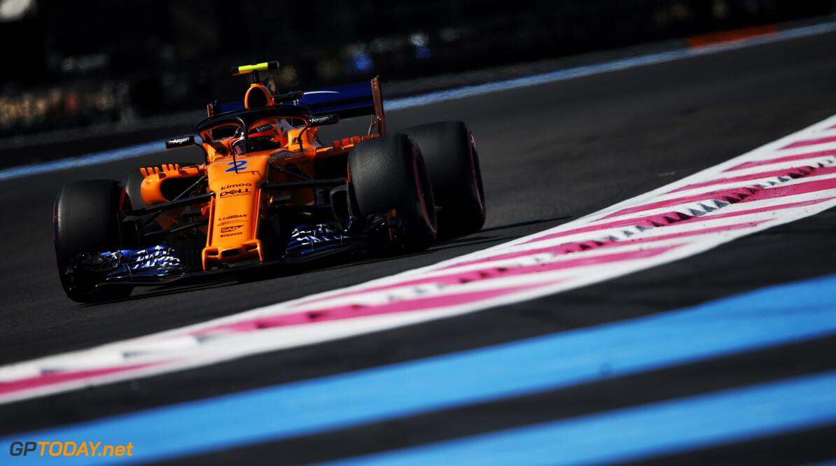 Stoffel Vandoorne wordt moedeloos  van situatie bij McLaren