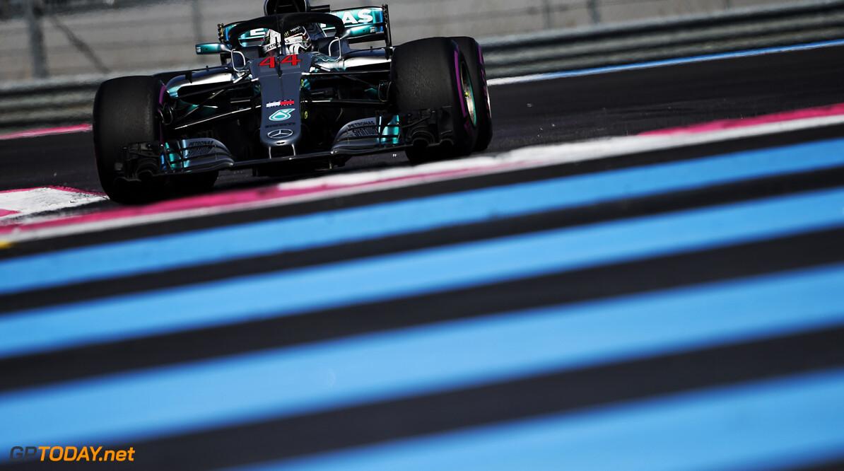 Kwalificatie: Sterke pole voor Lewis Hamilton, Max Verstappen vierde