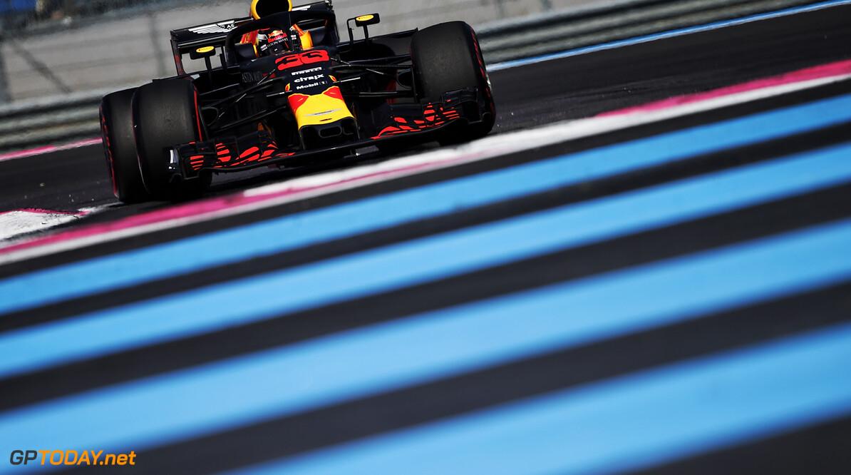 Max Verstappen door fans gekozen tot 'Driver of the day'