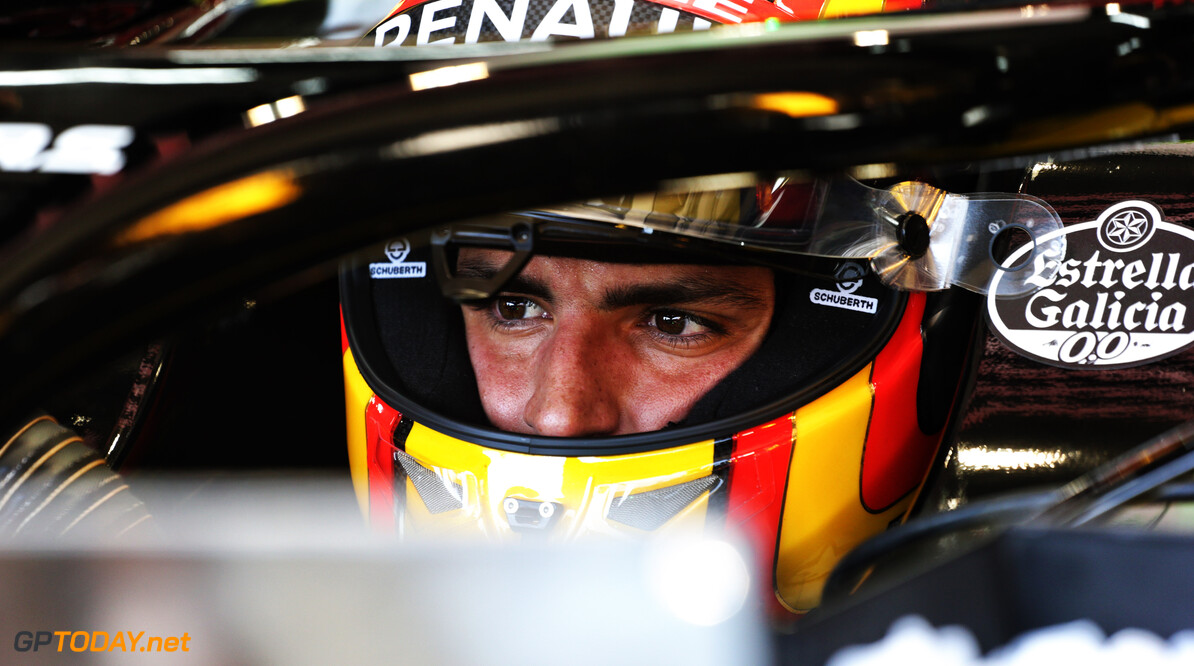 Sainz confident Renault will stay ahead of Haas