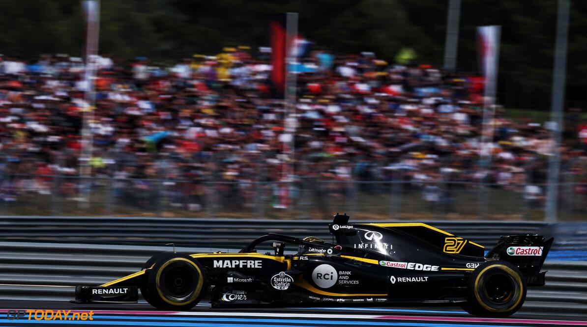 Motorwissel voor Nico Hülkenberg: geen gridstraf