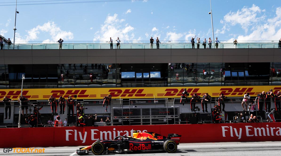 Verstappen denkt dat RB14 de beste auto op de grid is