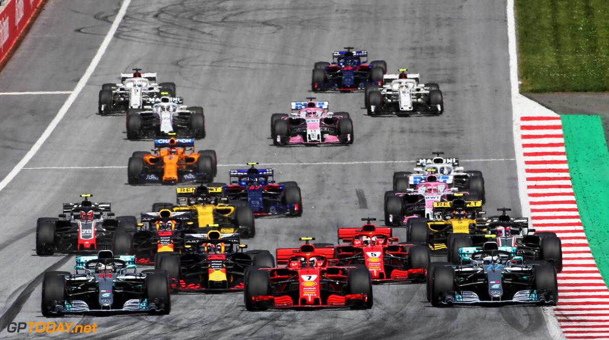 Geen 'triple-header' in 2019 na zware maand voor Formule 1-teams