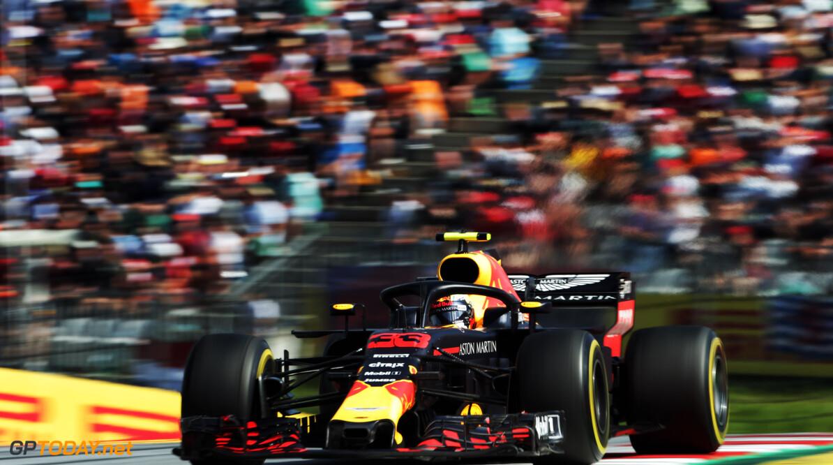 """Verstappen: """"Ik rijd niet in de Formule 1 om enkel mee te doen"""""""