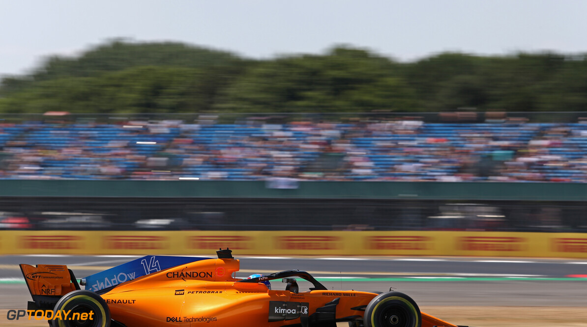 "Alonso treating final nine races as a ""goodbye"""