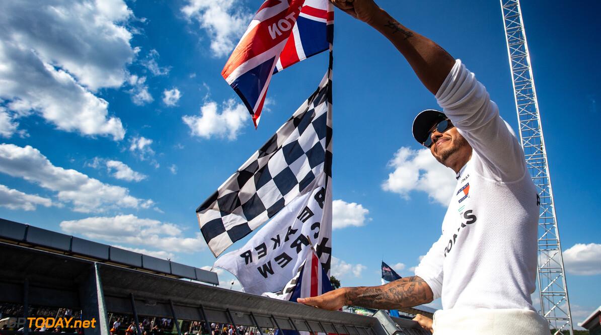 Hamilton wil tweede Grand Prix in Groot-Brittannië, Duitsland en Italië