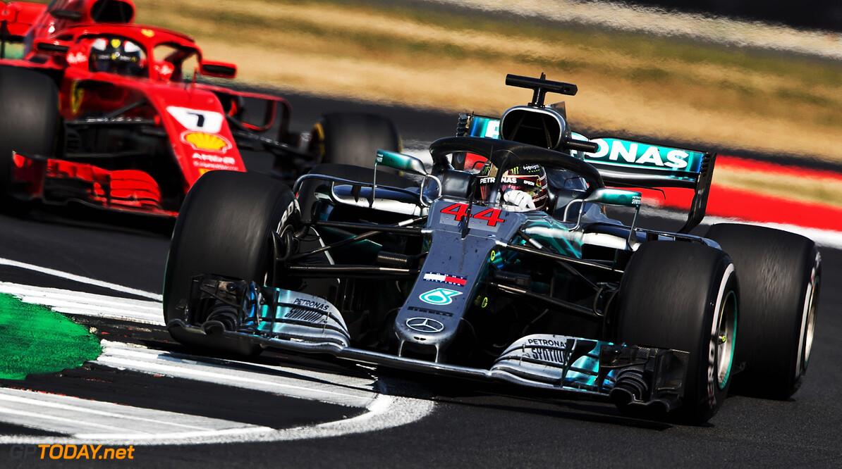 Race: Sensationele zege voor Hamilton in Duitsland na crash Vettel, Verstappen vierde