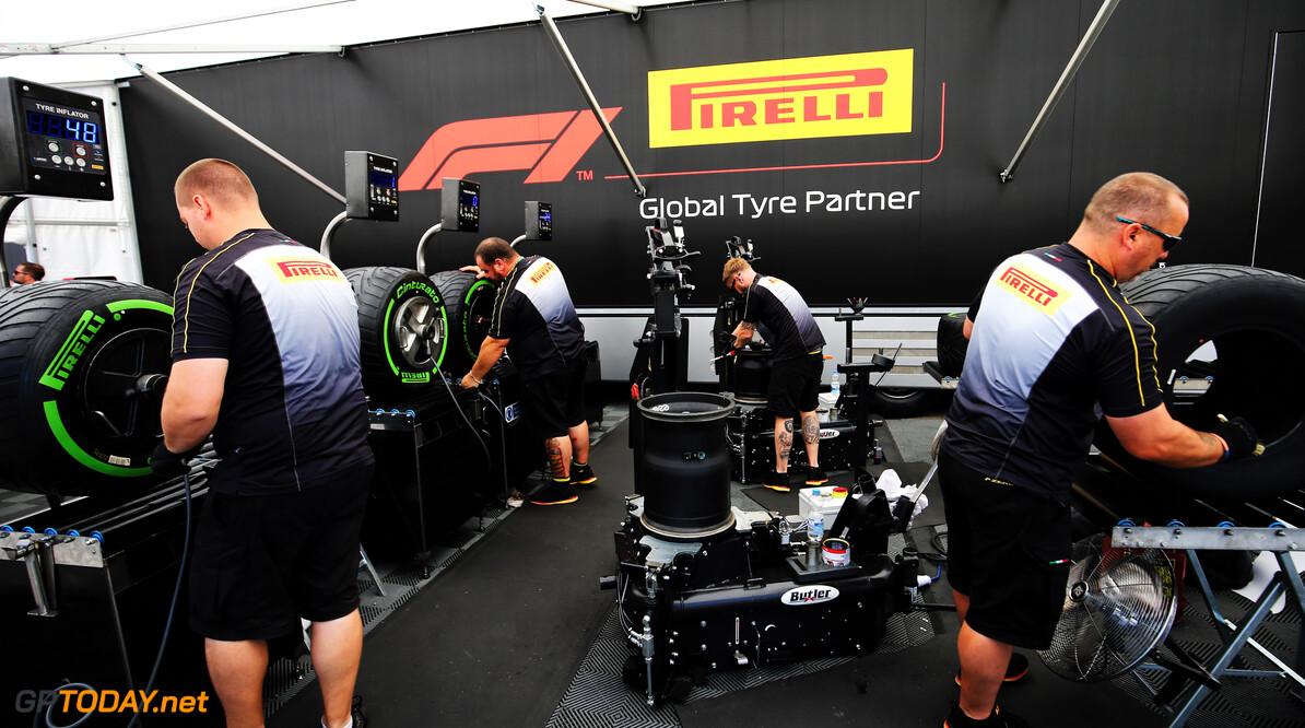 Pirelli maakt bandenkeuze voor Duitse Grand Prix bekend