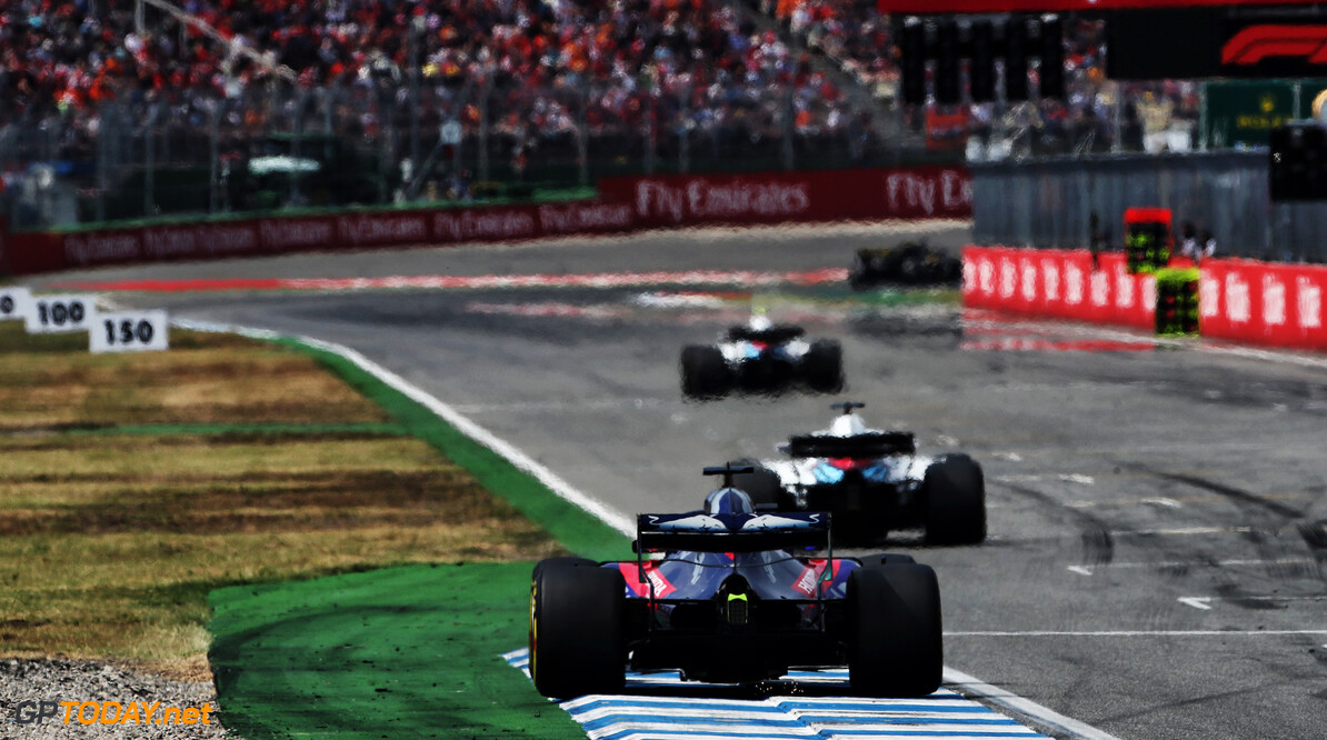 Hockenheim has one DRS zone removed for 2019 race