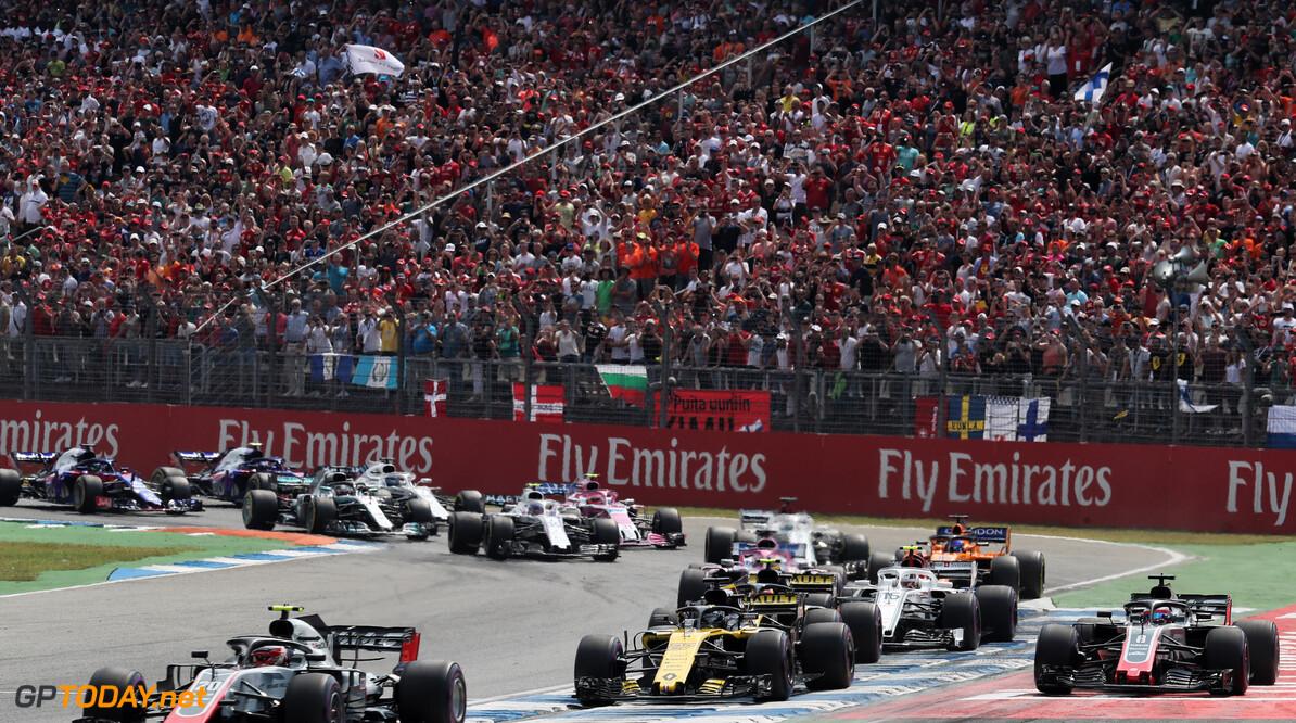 Hockenheim maakt zich geen zorgen over Nederlandse Grand Prix