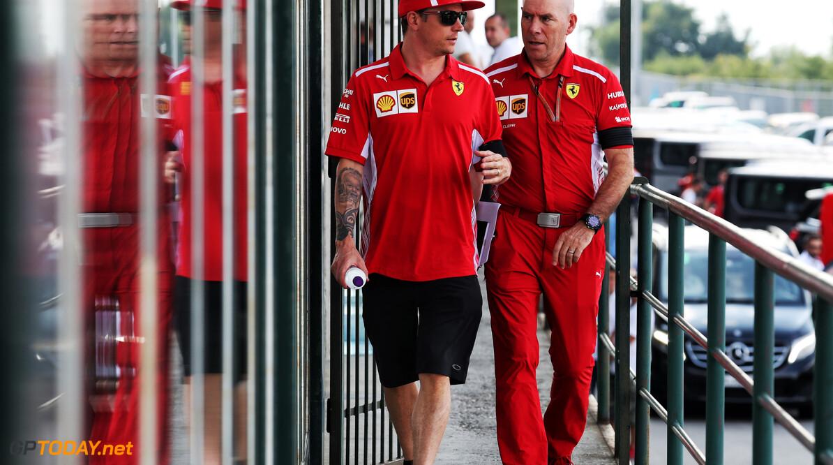 Fans starten petitie om Raikkonen te behouden bij Ferrari