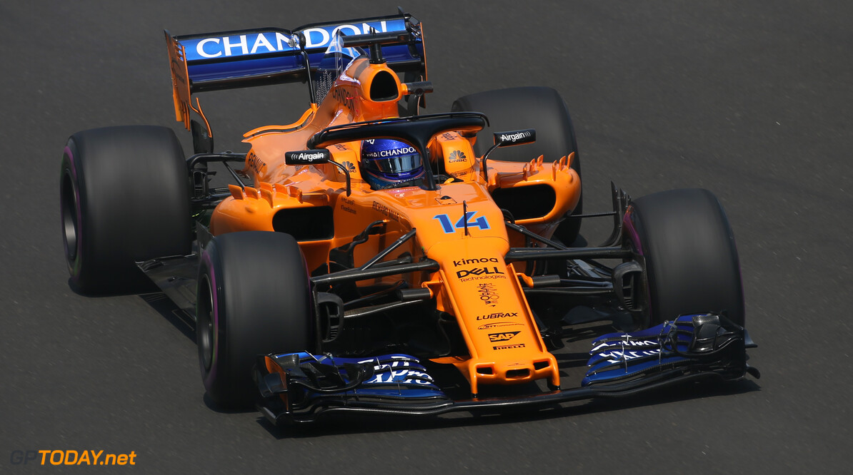 Alonso: Important that McLaren focus on reliability