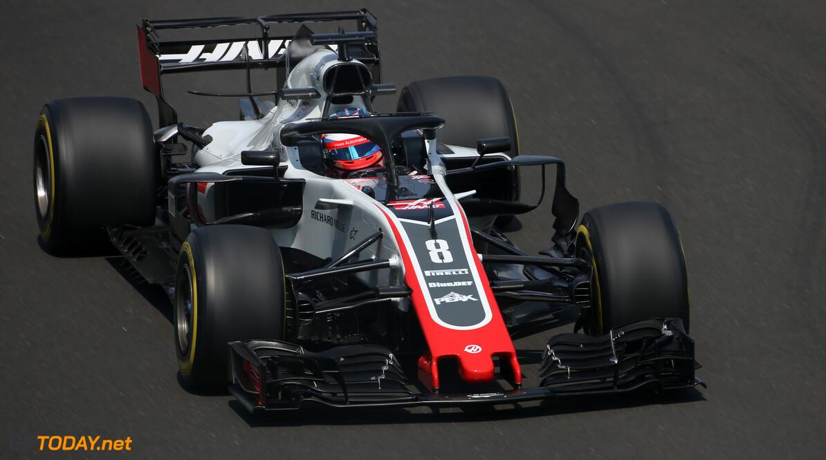 Grosjean hoping multiple tyre suppliers, refueling returns to F1