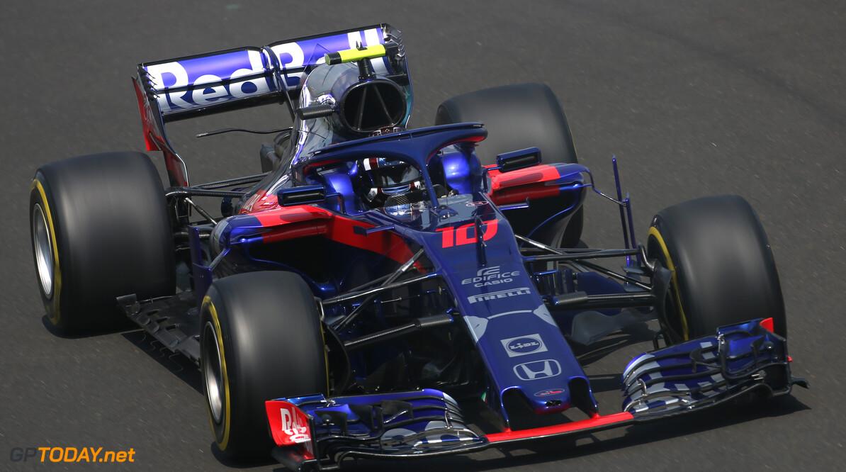 Toro Rosso ontvangt gridstraffen in Rusland