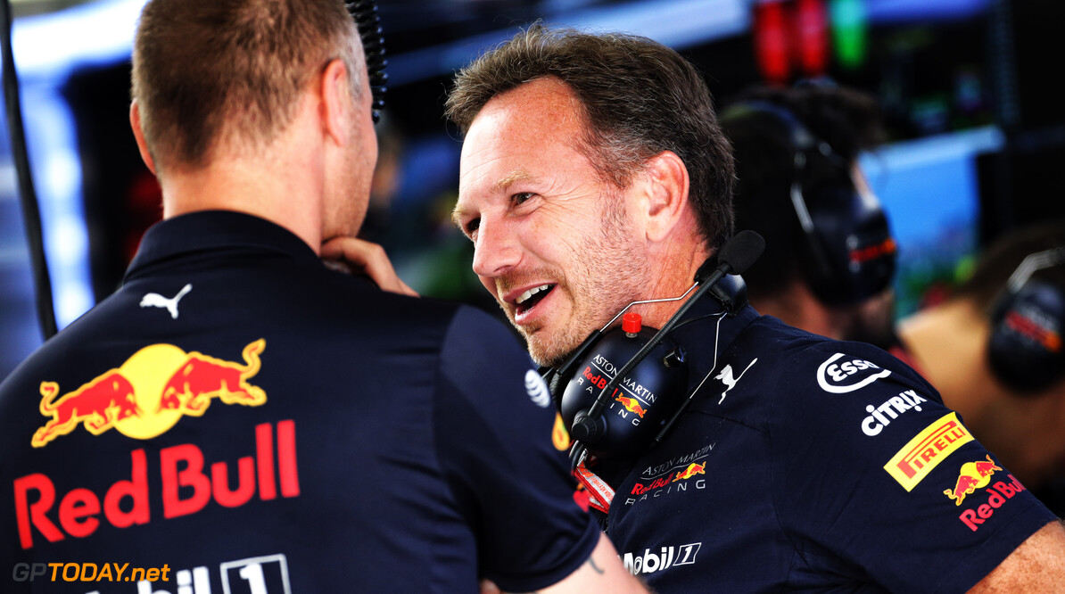 Horner 'nearly got violin out' after Hamilton's Ferrari comments