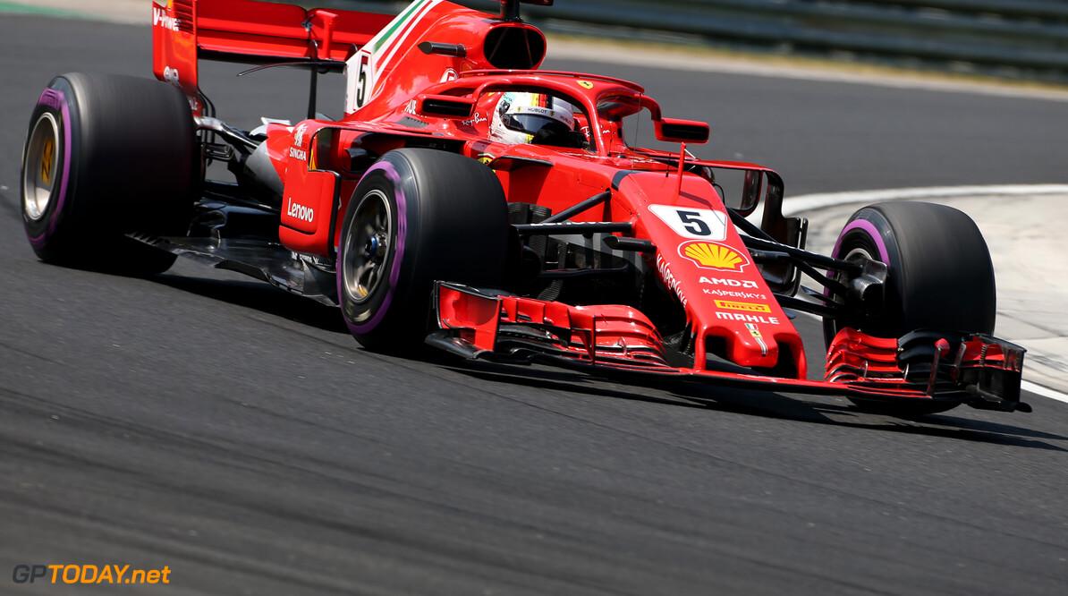 Sebastian Vettel pakt baanrecord Spa af van Porsche 919 Hybrid Evo