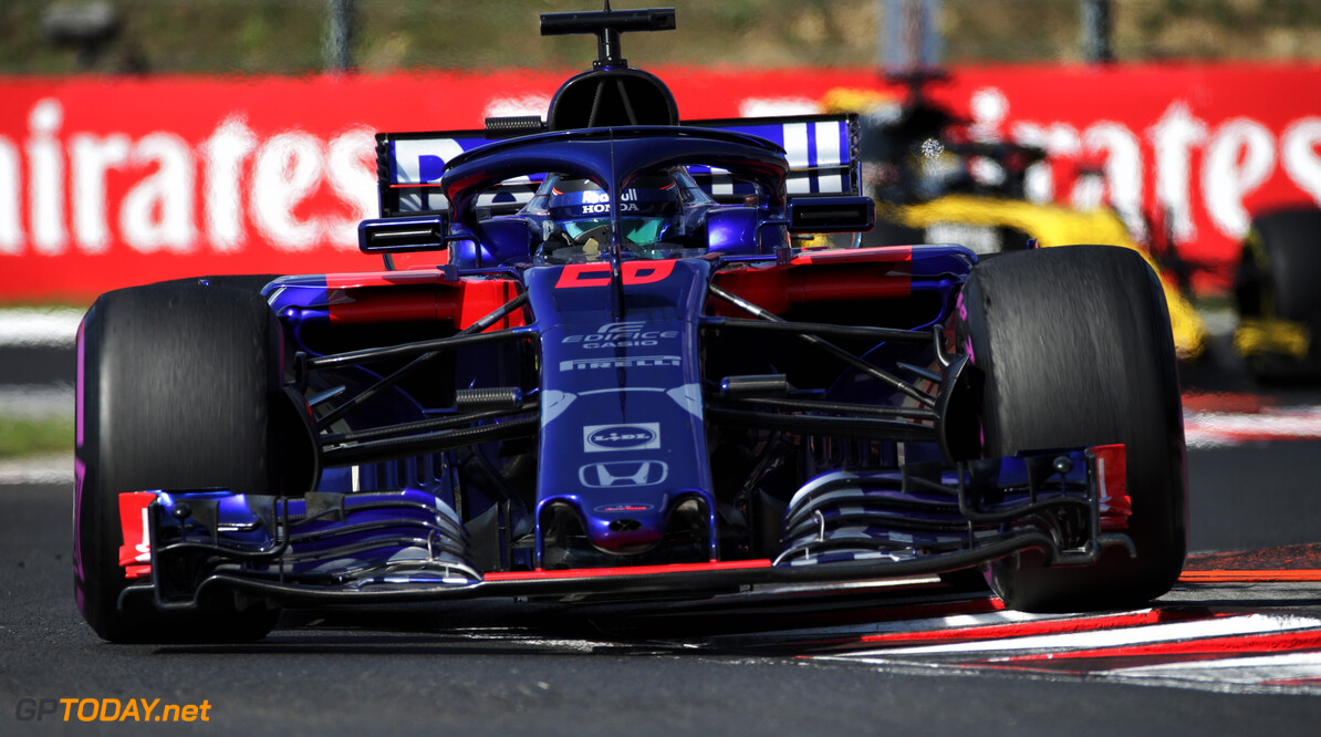 Hartley recalls 'mind-blowingly' fast Toro Rosso car during 2018 season