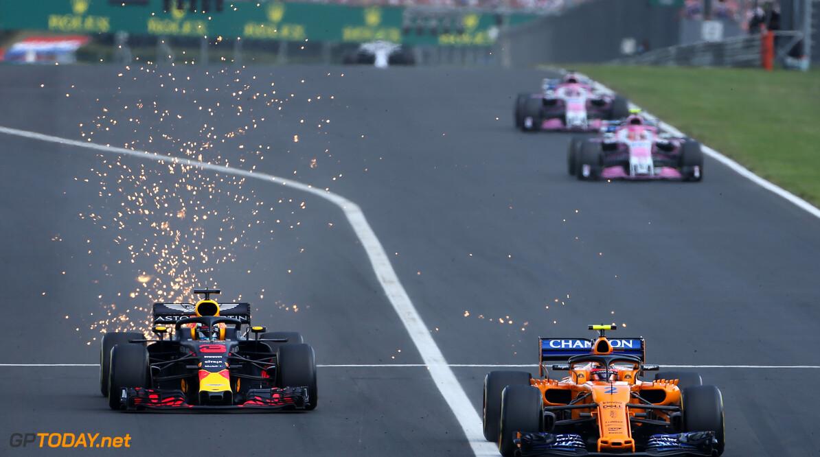 Horner ziet Ricciardo als beste inhaler van het veld