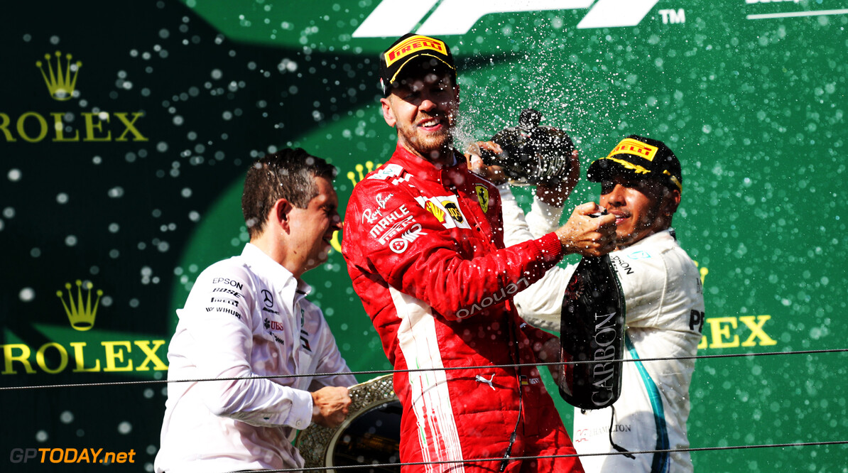 """Vettel over Spa-zege: """"Laat zien dat we overal sterk zijn"""""""